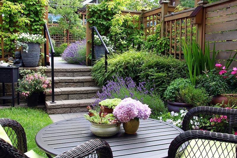 Wohlfühloase durch eine harmonische Gartengestaltung